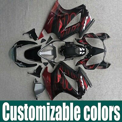 New Fairing Bodywork Panel Kit Set Fit for Honda VFR800 2002-2012 Motorcycle