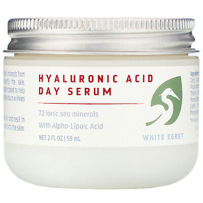 White Egret Personal Care Hyaluronic Acid Day Serum