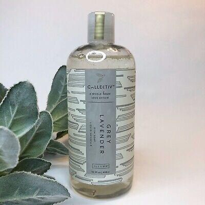 ILLUME Grey Lavender COLLECTIV DISH SOAP 16.5 OZ NEW FARMHOUSE CLEAN HOME