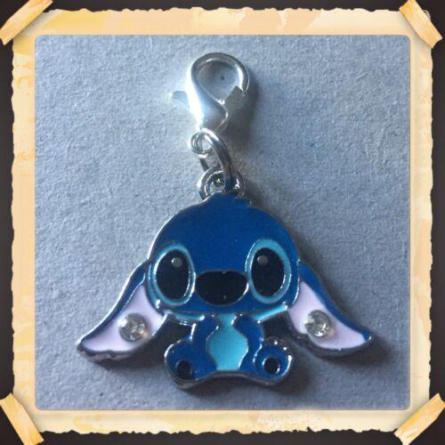 ❤️ Disney Lilo & Stitch ❤️ Zipper Pull Charm with Lo