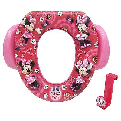Ginsey Home Solutions Potty with Hook - Minnie Mouse