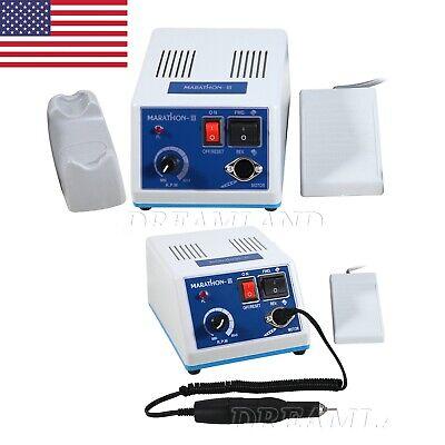 Dental Lab Marathon Micromotor 35k Rpm Motor Handpiece Polishing Electric 2types