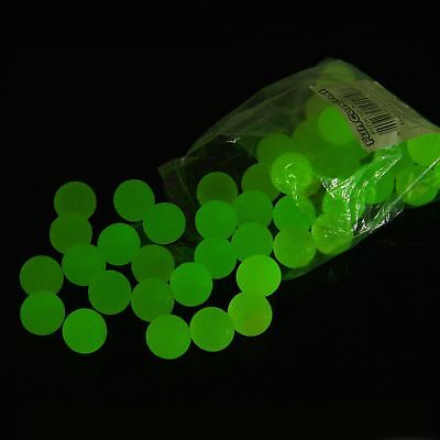 Glow Ball Golf Supplies (Fun Central Glow Dark Bouncing Ball School Birthday Party Supply Game Toy)
