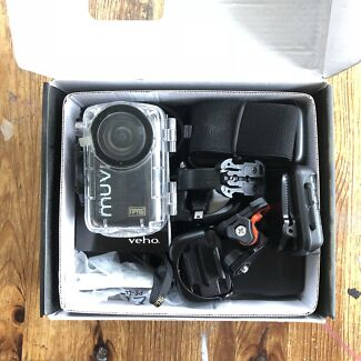 Muvi HD action sports camcorder