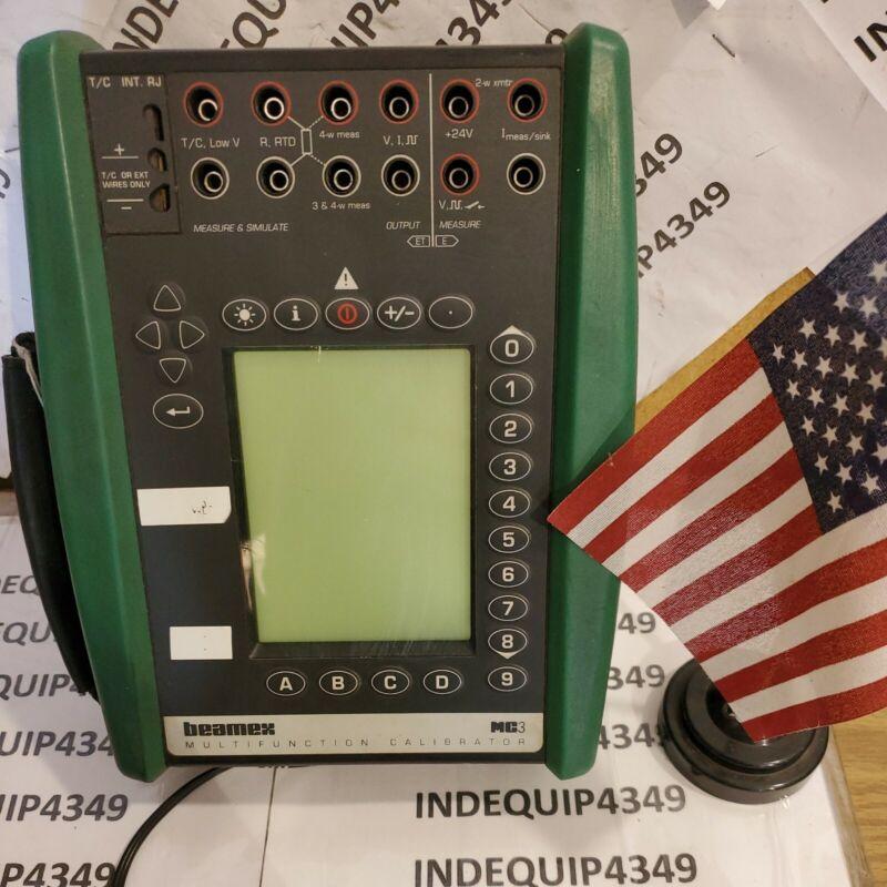 Beamex MC3 Portable Multifunction Calibrator  *16A4*