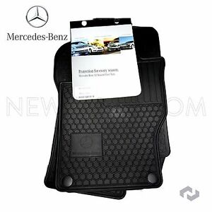 Mercedes Ml Floor Mats Ebay