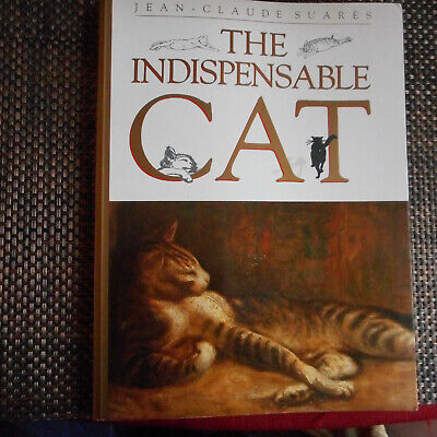 Indispensable Cat by J. C. Suares (1983, Paperback) oversized