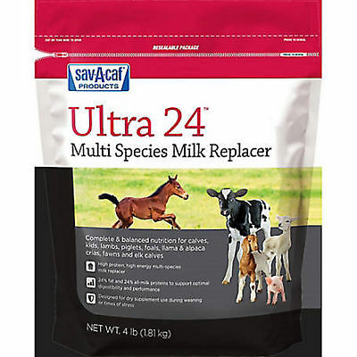 Multi Species Milk Replacement Complete And Balanced Nutrion For All Farm Animal