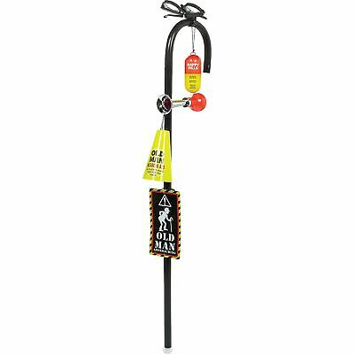 Over the Hill Old Man Cane 36 inch Multi Use Costume Accesso