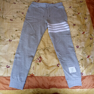 Thom Browne Striped Sweatpants Size 2