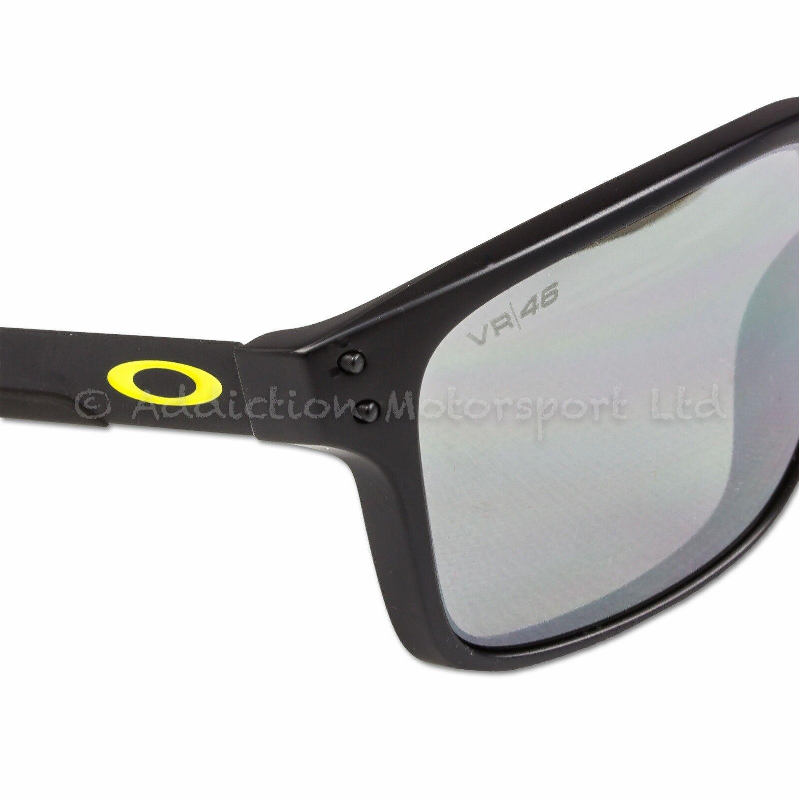 79526d37f2d Oakley Holbrook Mix Vr46 Valentino Rossi Sunglasses Matte Black ...