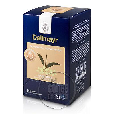 Dallmayr Tee Pyramide Earl Grey 4 x 20 Beutel á 2.2g MHD 05/2019