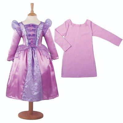 Florentine Vlies Lila Sophia Prinzessin Kostüm Kostüm Alter 3/5