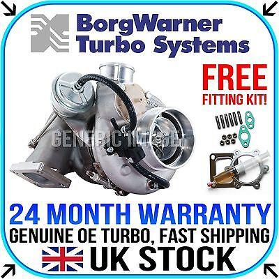 New Genuine Borgwarner Turbo For Audi/Seat/Skoda/VW Various 2.0LP TFSI 2008-