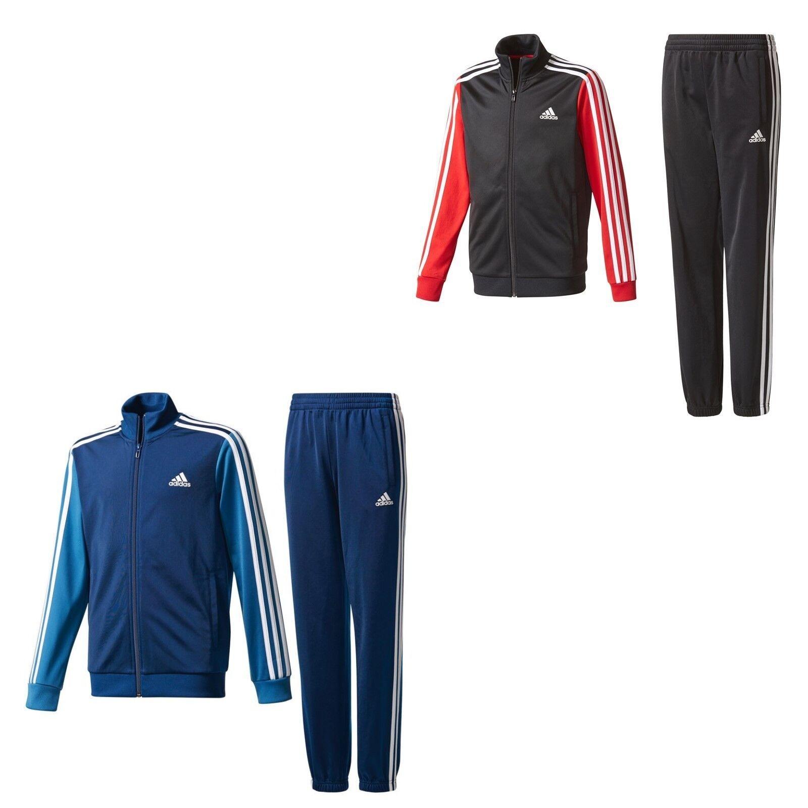 Adidas Tibero Trainingsanzug Sportanzug Jogginganzug für Kinder Junge Mädchen