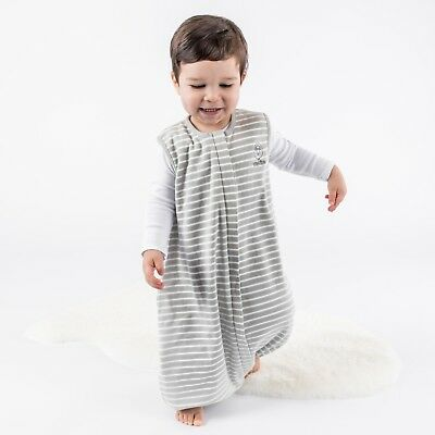 Woolino 4 Season Baby Sleep Bag With Feet Merino Wool Walker Sleep Sack 6mo-3yr