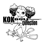 KOK Doll Collection