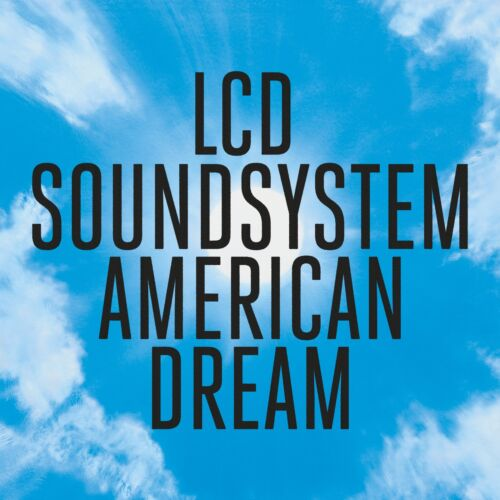 American Dream by LCD Soundsystem NEW SEALED DIGIPACK CD  - CHARITY AUCTION