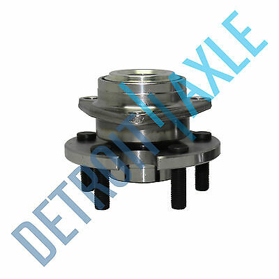 New FRONT Wheel Hub and Bearing Assembly for Buick Chevy Olds Pontiac FWD 5-LUG