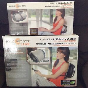 Electronic personal massager
