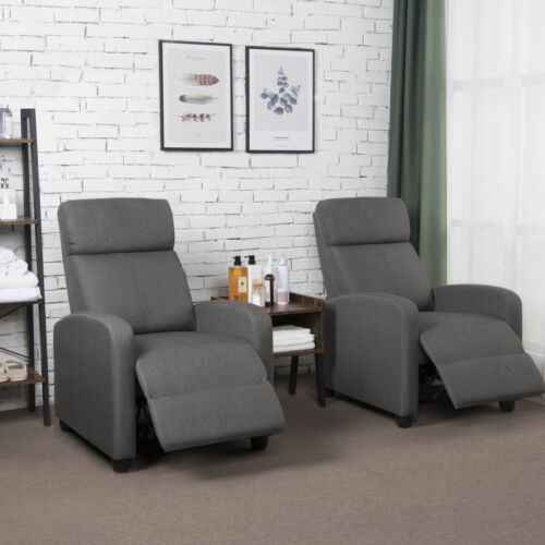 Fabric Modern Home Seating for
