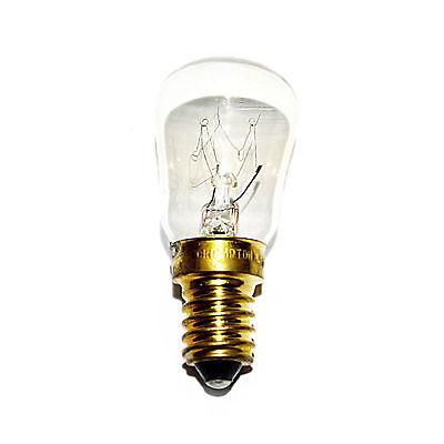 2 x Crompton 25watt 25w Pygmy Light Bulbs SES E14 Small Screw Sign Appliance