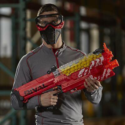 Nerf Rival Nemesis MXVII-10K High Capacity Hopper Feed Fully Motorized Toy Gun
