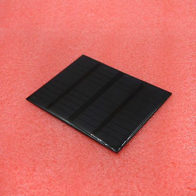 12v 1.5w Solar Power Panel Solar System Diy For Cell Phone Chargers New