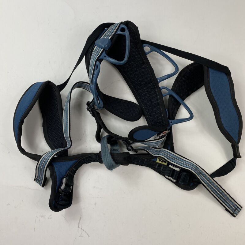 PETZL CORAX Climbing Harness Size 1 XS-M