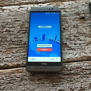 HTC ONE M9 GREY SMARTPHONE Mosman Mosman Area Preview