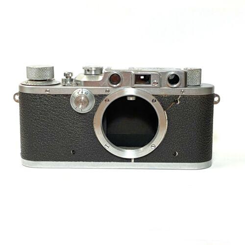 :Leica IIIa 35mm Film Rangefinder Camera Body - No Number (Read Description)