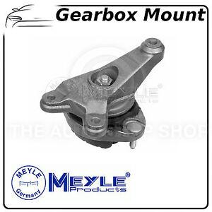 audi a4 meyle rear gearbox transmission mount 5 speed manual 1001300009. Black Bedroom Furniture Sets. Home Design Ideas