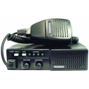 Maxon SM-2450 4 Channel UHF 2 Way Radio