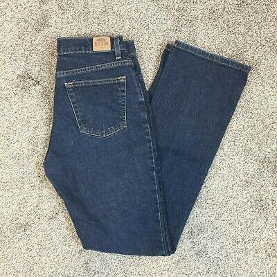 OLD NAVY The Best in Denim Womens 1561 Jeans Boot Cut Blue Sz 8  Inseam