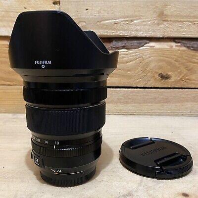 FUJI FX 10-24mm f/4 OIS