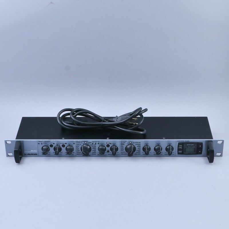 TC Electronic M350 Guitar Multi-Effects Processor P-14153