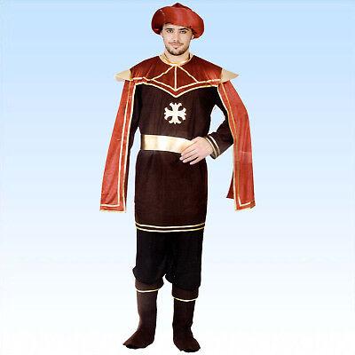 Kostüm arabischer Prinz Gr. 50-54 Araber Sultan Dschingis Khan Herrscher Araber