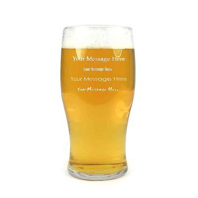 Arcoroc Personalisierte Pint Bier-Glas / Gläser / Barbedarf Ce 568ml ()