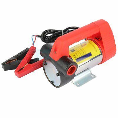12v Oil Pump Motor Fluid Extractor Electric Siphon Diesel Oil Transfer Fuel