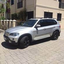 BMW MY10 X5 4WD OPTIONED - M SPORTS TWIN TURBO DIESEL X5 E70 Mount Hawthorn Vincent Area Preview