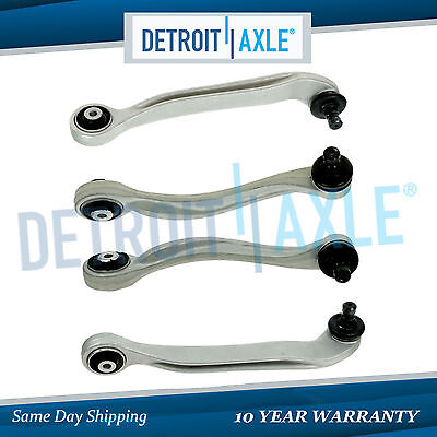 4pc Front Upper Control arm kit for 2006 2007 2008 2009 2010 2011 Audi A6
