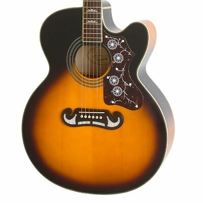 Epiphone EJ-200CE Acoustic/Elec in Vintage Finish