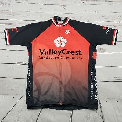CHAMP SYS CYCLING FULL ZIP JERSEY SIZE MEDIUM Valley Crest Landscape  Companies fe8160b4c