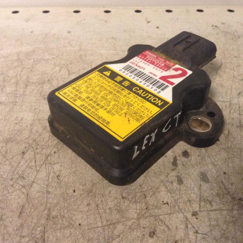 Lexus CT 200h Yaw Rate ESP Sensor 89183-50030