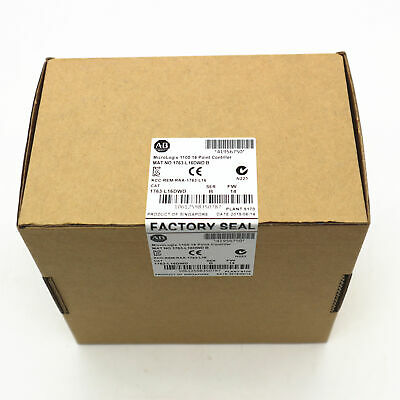 New Sealed Allen-bradley 1763-l16dwd Micrologix 1100 16 Point Controller Module