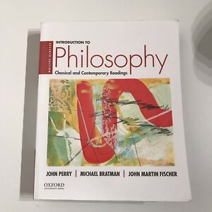 Intro to Philosophy 7th Edition