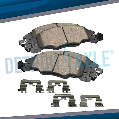 Front Pair Ceramic Brake Pads 2007   2014 Mini Cooper Countryman Paceman