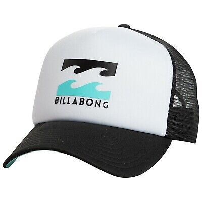 new arrival 90545 18617 BILLABONG MENS TRUCKER CAP.PODIUM CURVED PEAK SNAPBACK MESH BASEBALL HAT 9S  1 27