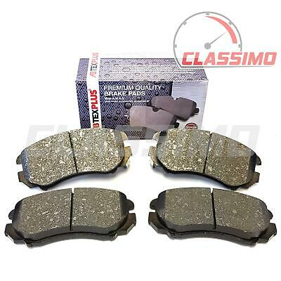 Front Brake Pads for VAUXHALL INSIGNIA A - 1.4 1.6 1.8 2.0 CDTI - 2008 to 2017