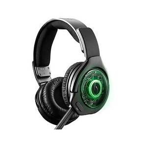 dfe8d9e66b6 PDP Afterglow AG 9 Premium Black Headband Headsets for Microsoft Xbox
